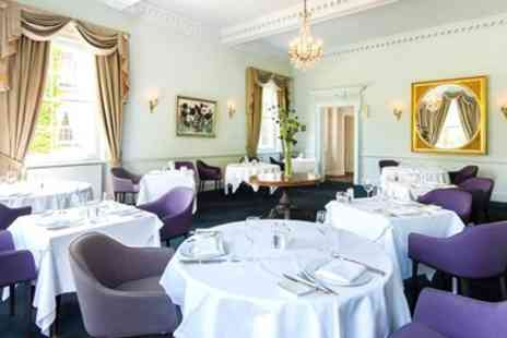 The Elms - Seven course tasting menu & bubbly for 2 - Save 36%