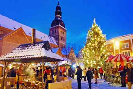 Travel Interaction - Three night Christmas markets in Riga with Tours - Save 0%
