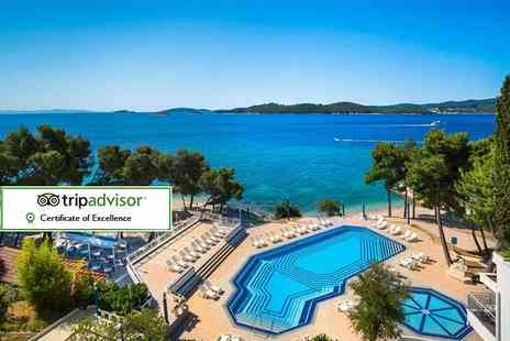 Bargain Late Holidays - Seven night 4 Star all inclusive Croatia break with flights and summer 2018 dates - Save 25%
