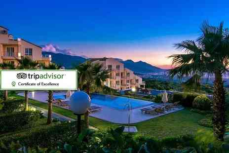 Weekender Breaks - Seven night, all inclusive Turkey spa stay with flights - Save 24%