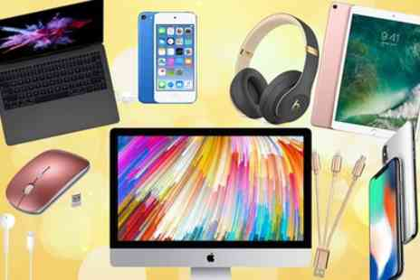 Groupon Goods Global GmbH - Appletastic! Mystery Gift with Chance to Get iPhone X, iMac 27 Inch , Macbook Pro, Apple Watch, Beats, Airpods or Apple TV 4K - Save 0%
