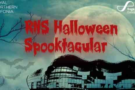 Sage Gateshead - Rns Halloween Spooktacular on 28 October - Save 49%