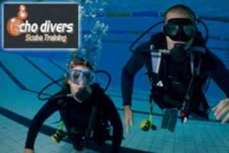 Echo Divers - Two Hour Scuba Diving Experience For Two - Save 60%