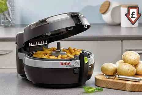 Groupon Goods Global GmbH - Tefal ActiFry FZ710840 Fryer With Free Delivery - Save 60%