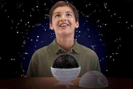 Groupon Goods Global GmbH - Star Wars Science Death Star Planetarium - Save 24%
