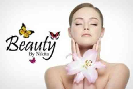 Beauty By Nikita - Galvanic Spa Facial With Massage - Save 64%