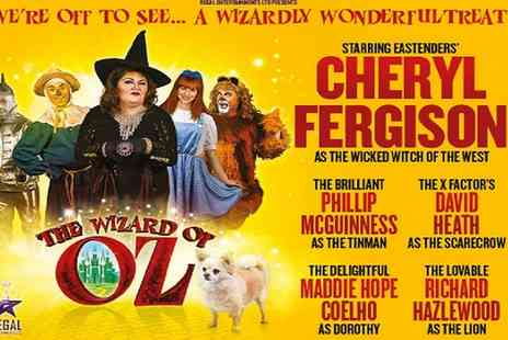 The Wizard of Oz - Ticket to The Wizard of Oz On 24 to 26 October 2017 - Save 37%