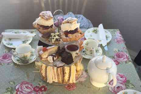 Kings Gardens Tea Room - Afternoon Tea for Two - Save 39%