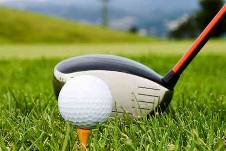 Boringdon Park Golf Academy - One Hour Golf Lesson with PGA Professional for One or Two - Save 50%