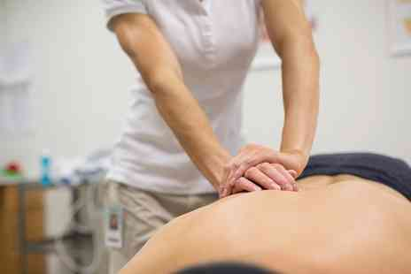 Sutton and Mitcham Physiotherapy - 30 or 60 Minute Sports Massage - Save 47%