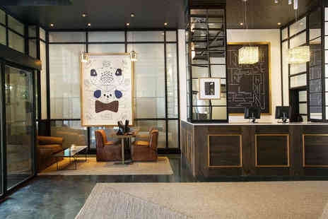 H10 Itaca - Four Star Design Hotel Stay For Two in the Heart of Eixample - Save 80%