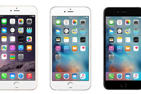 Ultimo Electronics - Gold iPhone 6 Plus 16 GB - Save 42%