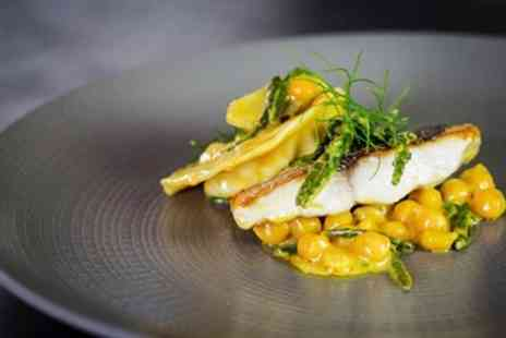 James Sommerin Restaurant - Michelin starred lunch for 2 with sea view - Save 36%
