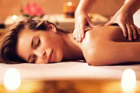 Escape Spa - Massage or facial - Save 42%