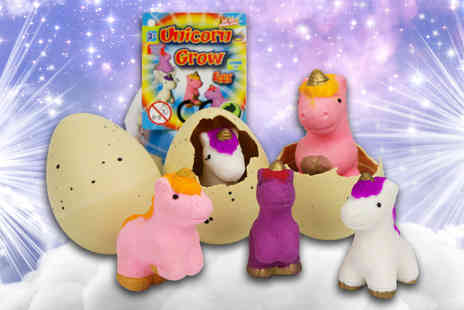 Ugoagogo - Magic unicorn hatching egg grow your own unicorn - Save 58%