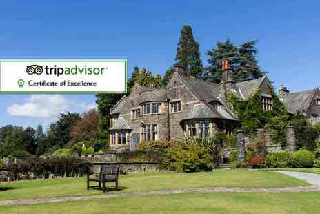 Cragwood Country House Hotel - One or Two night Lake District stay for two with breakfast and cream tea - Save 36%