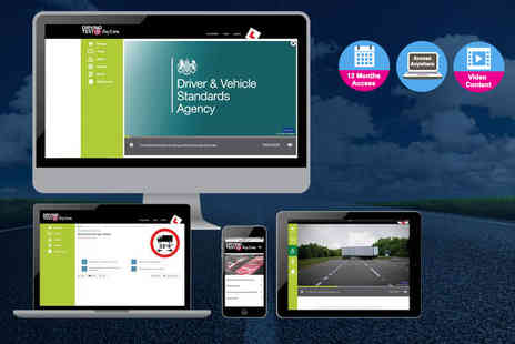 Driving Test Success - Online driving theory test training - Save 83%