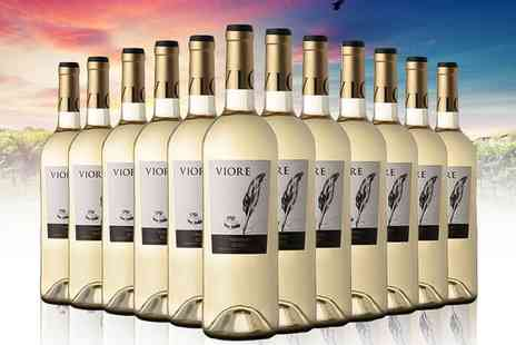 Easy Gifts - Selection of 12 bottles Viore white wine Do Toro - Save 60%