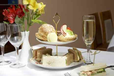 The George Hotel Colchester - Festive Afternoon Tea with Prosecco for Two or Four - Save 45%