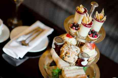 The Thatcher's Hotel - Festive Champagne Afternoon Tea for Two or Four - Save 47%