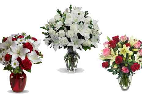 flowers delivery 4 u - Up to £50 Toward Christmas Themed Flowers and Gifts - Save 50%