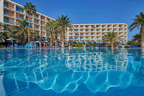 Sirens Beach Hotel - Four Star All Inclusive with Enchanting Sea Views Stay For Two - Save 0%