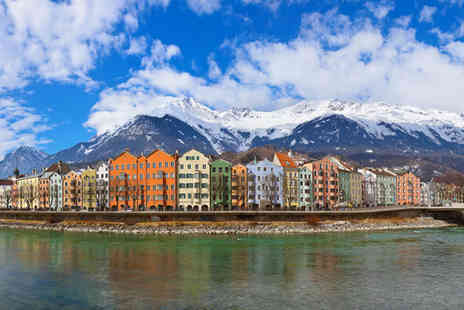 Hotel Innsbruck - Four Star Charming Spa Hotel near the Old Town Stay For Two - Save 27%