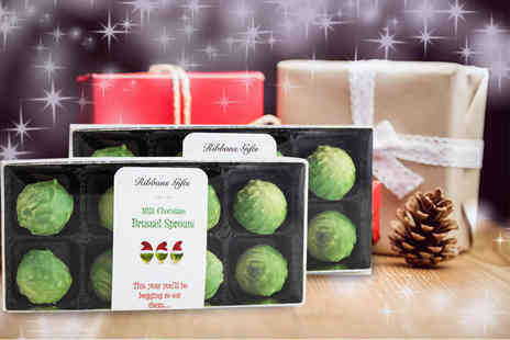 Ultimate Gift Packs - One pack of chocolate Brussel sprouts - Save 47%