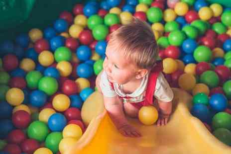 JellyBugs - Two hour soft play entry and a lunchbox for one or two children - Save 33%
