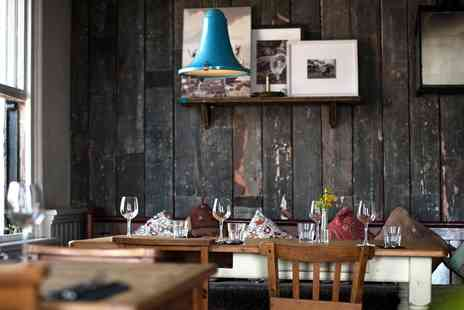 Whitstable Taverns - Two course meal for 2 at top Whitstable seafront pub - Save 45%