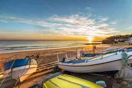 Super Escapes Travel - Three night, all inclusive Algarve break with return flights - Save 58%