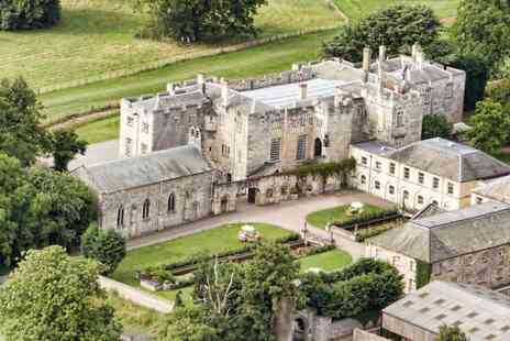 Imagine Spa at Hazlewood Castle - Spa discovery experience including a 30 minute treatment and and afternoon tea for two - Save 57%