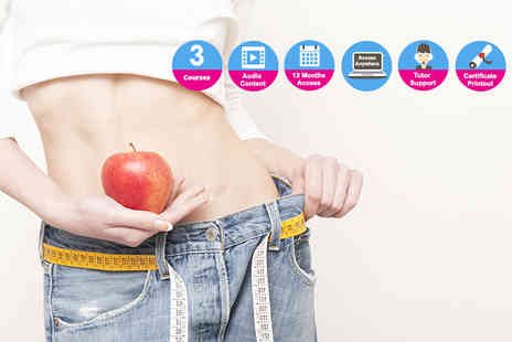 Vizual Coaching - Diet and weight loss NLP programme - Save 94%