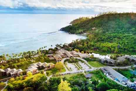 Away Holidays - Five star Seychelles Kempinski escape including flights - Save 0%