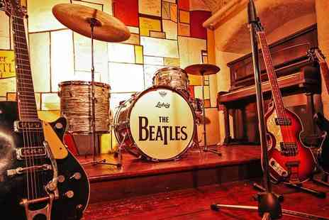 OMGhotels - Four Star Liverpool stay with The Beatles Story ticket - Save 29%