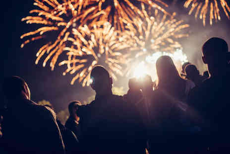Lea Marston Events - Entry to Bonfire & Fireworks Spectacular for one or two - Save 50%