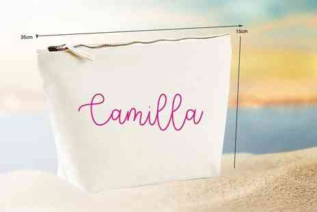 Treats on Trend - Love Island inspired make up bag - Save 57%