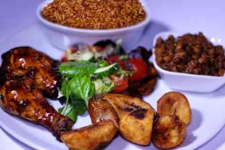 Nativ Bournemouth - Seven Course African Meal with a Drink for Two, Four, Six or Eight - Save 65%