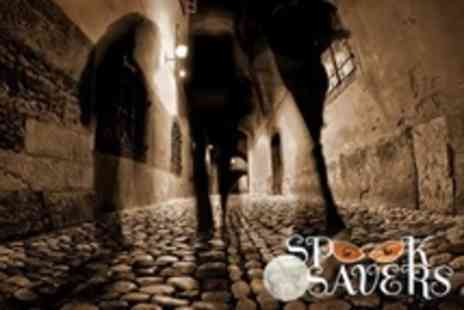 Spooksavers - Ghost Hunt For One - Save 50%