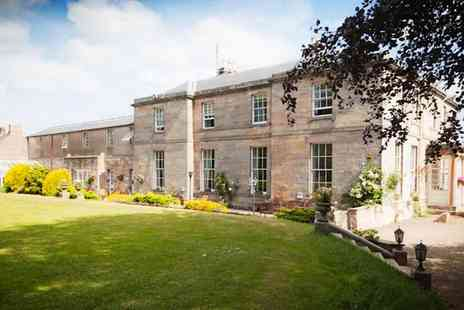 Marshall Meadows Country House Hotel - One or Two Nights Stay for 2 with Breakfast and Optional 2 Course Dinner - Save 0%
