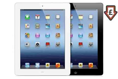 Clickwrap - Refurbished Apple iPad 2 16GB, 32GB or 64GB Wi Fi or Wi Fi plus 3G Cellular With Free Delivery - Save 0%