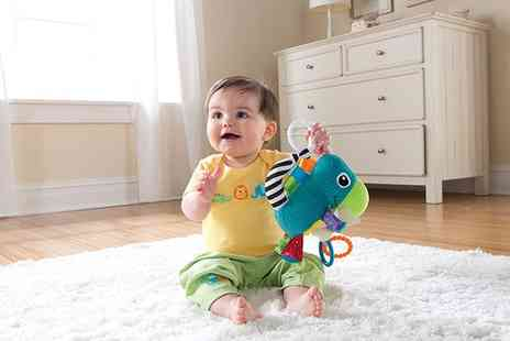 Groupon Goods Global GmbH - Lamaze Clip and Go Torin the T Rex - Save 20%