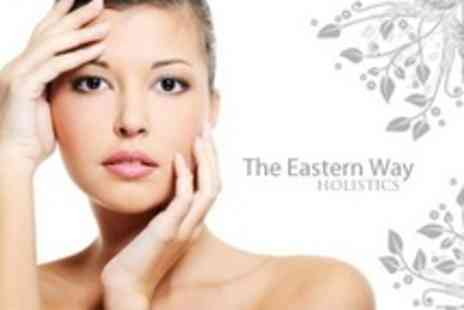 The Eastern Way Holistics - Thai Facial With Swedish Massage - Save 66%