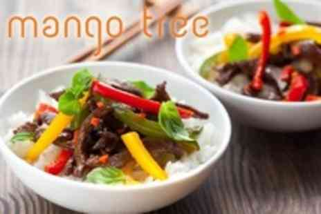 Mango Tree - Five Course Journey of Thailand Menu For Two for For Two - Save 62%