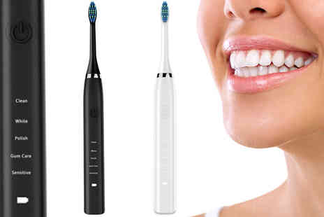GPSK - Sonicare Compatible Toothbrush Choose 2 Colours - Save 67%