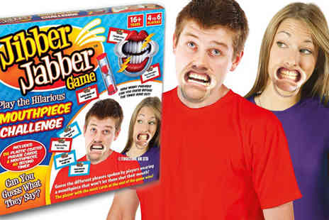 Anarchy Fashion - Jibber Jabber Speak Out Party Game - Save 28%