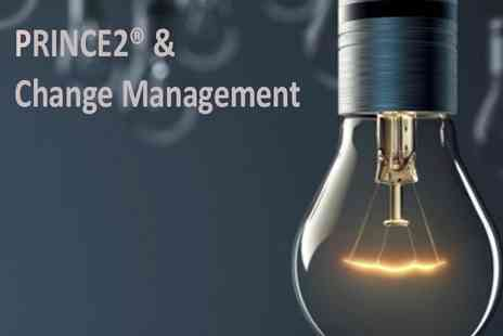 Balance Global - Accredited prince2 & change management foundation e learning course bundle - Save 90%
