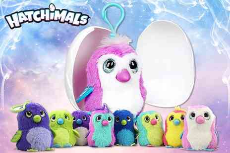 Net Price Direct - Hatchimals mystery clip on plush collectible toy - Save 54%
