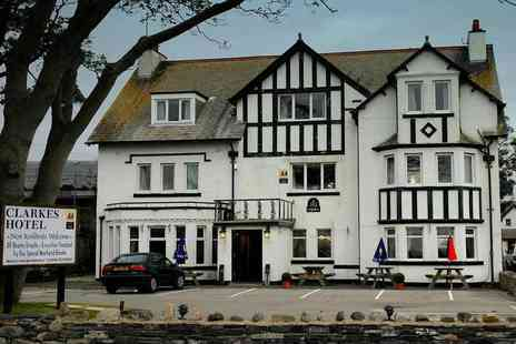 The Clarkes Hotel - Two night stay for two with full English breakfast - Save 42%