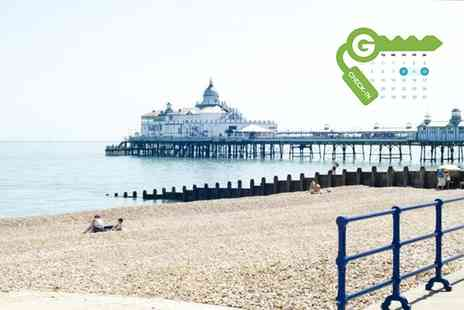 The Shore View Hotel - Double or Twin Room for Two with Breakfast and Late Check Out - Save 0%